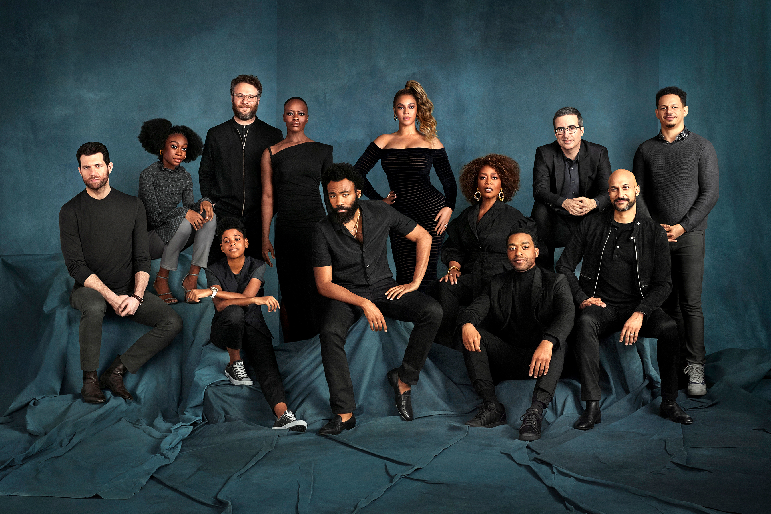 Meet The Voices Behind The Lion King Letter F